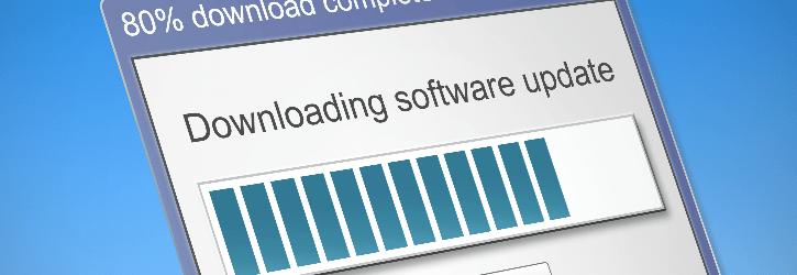 emissions software update